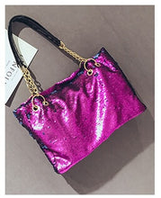 Load image into Gallery viewer, Sequin Fashion Handbag