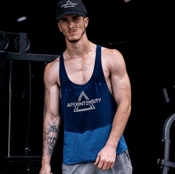 Apexintensity Blue Legacy Tank