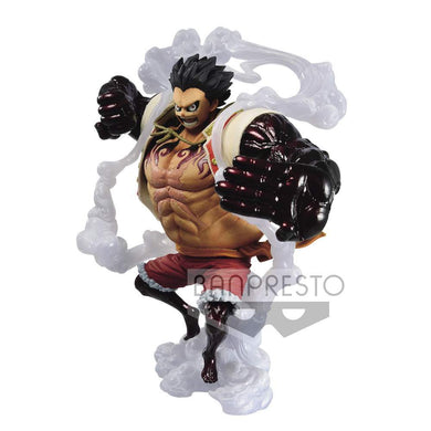 One Piece - Monkey D. Luffy Gear 4 - King of Artist The Special Figure (Ver.1) - TantrumCollectibles.com