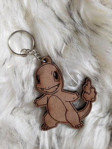 Charmander Keychain - TantrumCollectibles.com