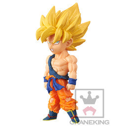 DRAGON BALL - WORLD COLLECTABLE FIGURE BATTLE OF SAIYANS VOLUME 3 FIGURE - Super Saiyan Goku