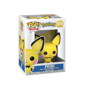 Pop! Games- Pokémon Pichu - TantrumCollectibles.com