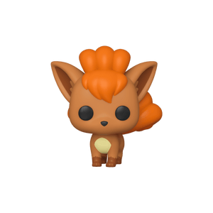 Pop! Games- Pokémon Vulpix - TantrumCollectibles.com