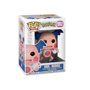 Pop! Games- Pokémon Mr. Mime - TantrumCollectibles.com