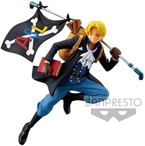 One Piece - Sabo - Three Brothers Figure