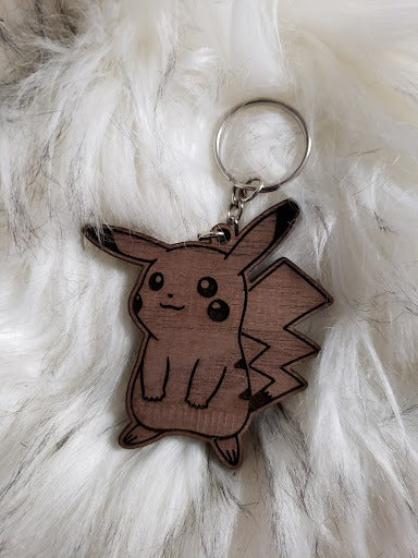 Pikachu Keychain - TantrumCollectibles.com