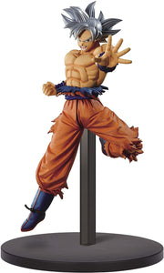 Banpresto - DRAGON BALL - Chosenshiretsuden II - Ultra Instinct Goku - TantrumCollectibles.com