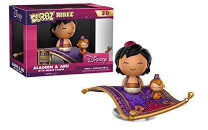 Dorbz Aladdin & Abu with Magic Carpet- (2017 Summer Convention)