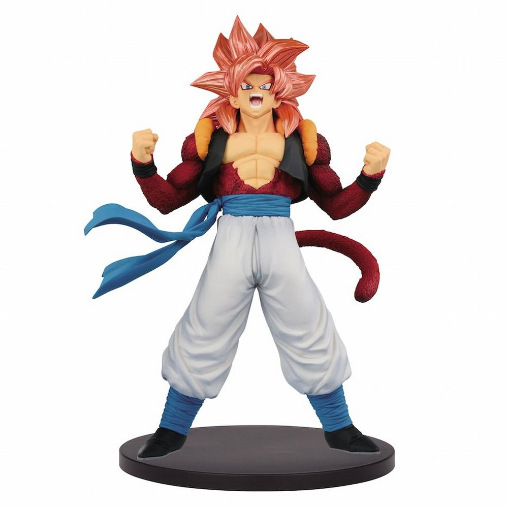 (M) Dragon Ball GT - Banpresto - Super Saiyan 4 Gogeta Blood of Saiyans Special V Figure