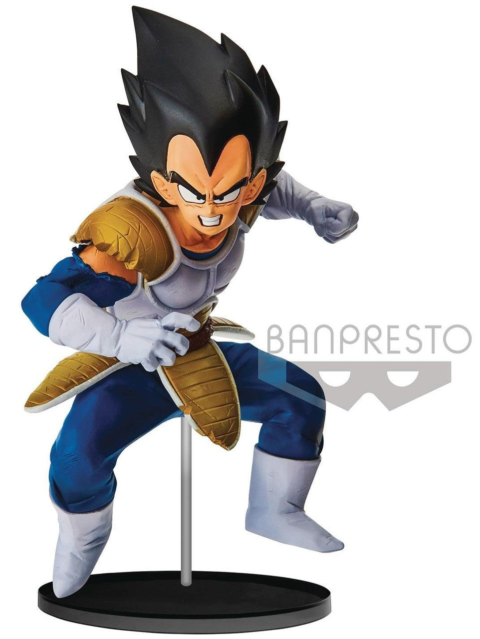 (M)Dragon Ball Z World Figure Colosseum 2 Vegeta 5.5-Inch Collectible Vol. 6