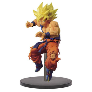 Banpresto - Dragon Ball Z Dokkan Battle Collab Super Saiyan 2 Goku - TantrumCollectibles.com