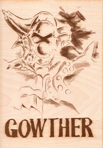 Seven Deadly Sins - Gowther Wanted Poster - TantrumCollectibles.com