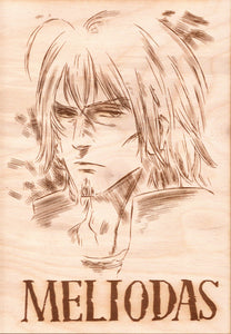Seven Deadly Sins -Meliodas Wanted Poster - TantrumCollectibles.com