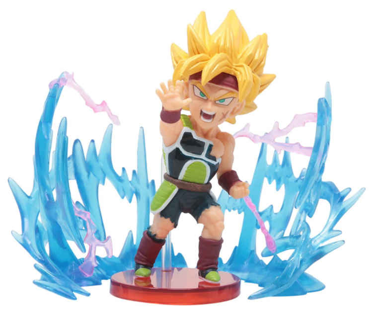 Banpresto- Dragon Ball Super Saiyan - Plus Effect 04