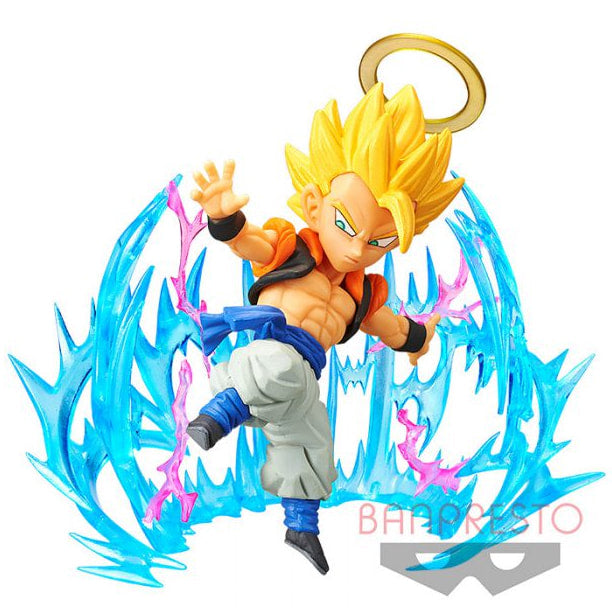 Banpresto- Dragon Ball Super Saiyan Gogeta - Plus Effect 05