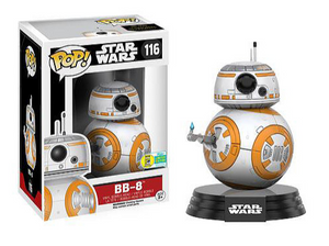 Pop! BB-8 Thumbs Up (2016 Summer Convention)