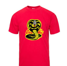 Load image into Gallery viewer, Cobra Kai T-Shirt - TantrumCollectibles.com