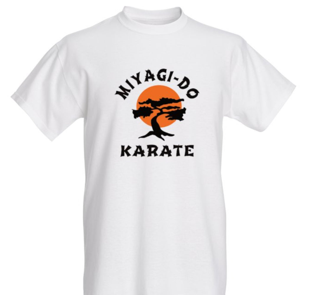 Cobra Kai/The Katate Kid- Miyagi-Do Karate T-Shirt