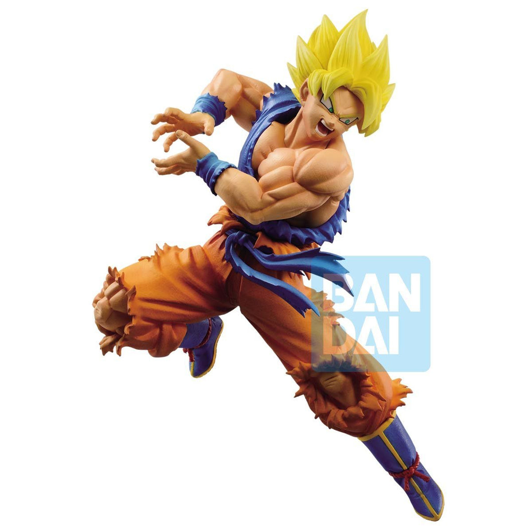 Bandai- Dragon Ball Super- Super Saiyan Goku- Z-Battle Figure