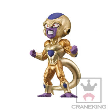DRAGON BALL - WORLD COLLECTABLE FIGURE BATTLE OF SAIYANS VOLUME 3 FIGURE - Golden Freeza
