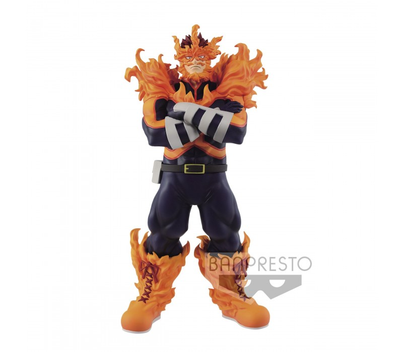 My Hero Academia -  Endeavor - Ages of Heroes Figure