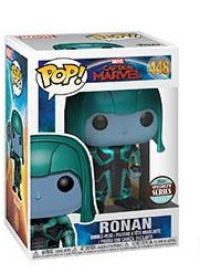 Specialty Series Pop! Marvel - Captain Marvel- Ronan - TantrumCollectibles.com
