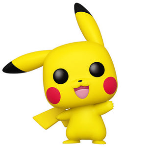 Pop! Games- Pokémon Pikachu Waving - TantrumCollectibles.com