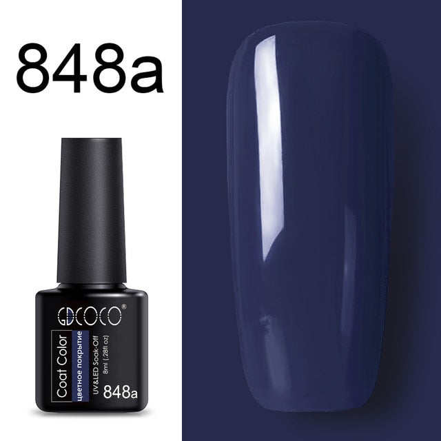 GDCOCO New Arrival Primer Gel Varnish Soak Off UV LED Gel Nail Polish