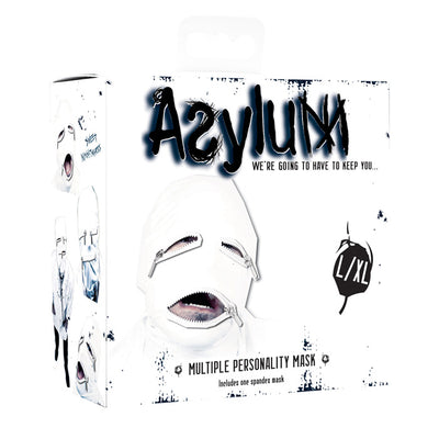 Asylum Multiple Personality Mask Small Medium