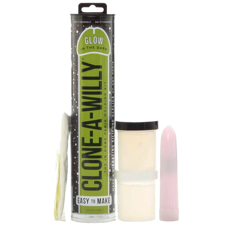 Clone A Willy Glow In The Dark Kit