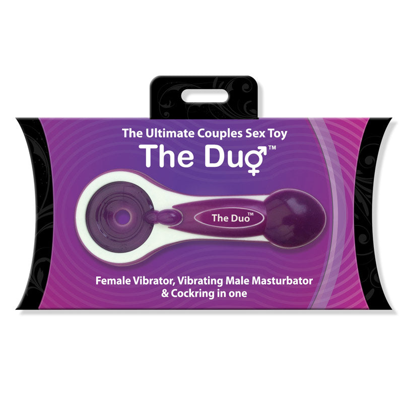 Monkey Spanker The Duo Masturbator Purple