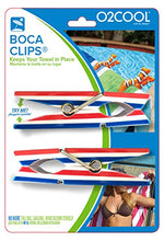 Load image into Gallery viewer, Patriotic Clothes Pin Boca Clips