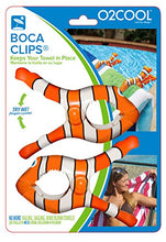Load image into Gallery viewer, Clown Fish Boca Clips