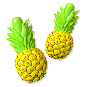 Pineapple Boca Clips
