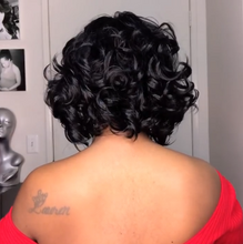 Load image into Gallery viewer, 2019 Super Natural Bobbi Boss Lovely Curly Hair Wig