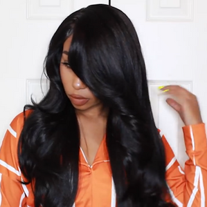 Jenny's Collection Blend Lace Front Wig 4X4 Lace Angie