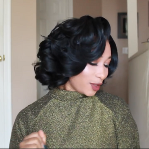 Jenny's Collection Classy Fashion Bob Wig