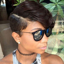Load image into Gallery viewer, NEW SHORT HAIRSTYLE WIG -Brooklyn Hair Stylist Clip