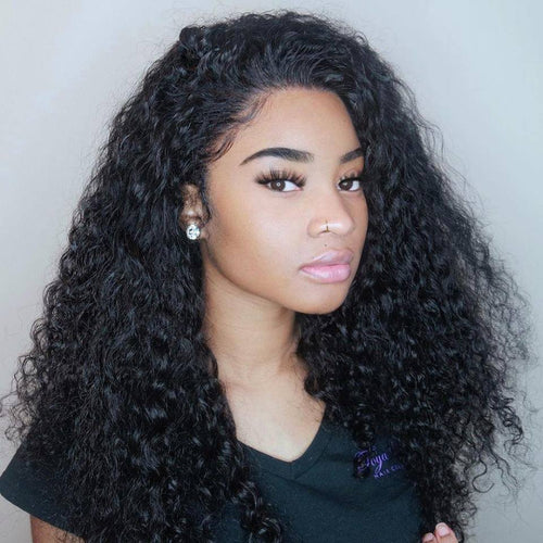2019 NEW Super Natural Body Wave Lace Front Wig