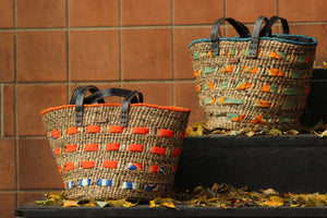 Jacinthe Basket Bag
