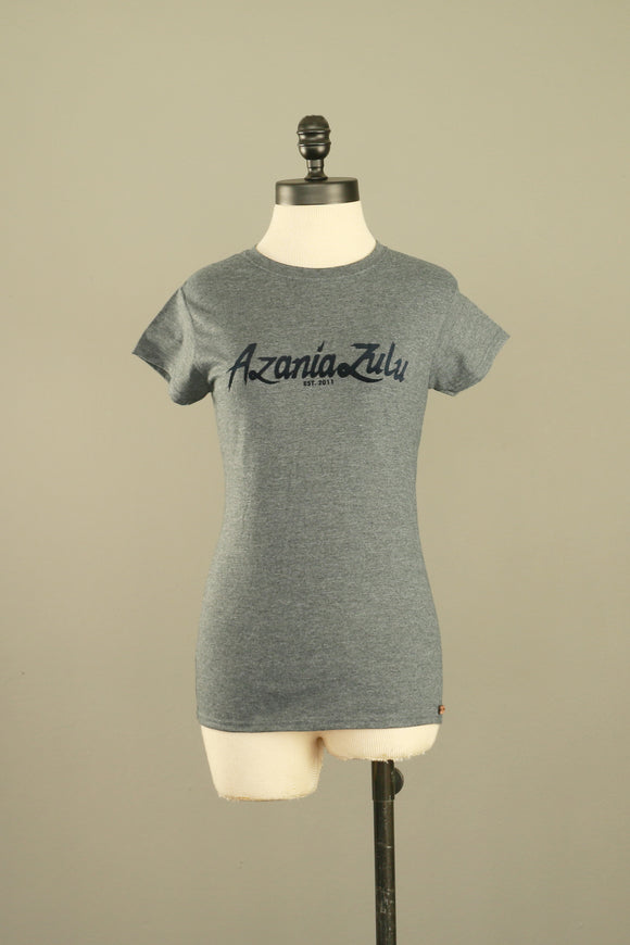 Ladies AzaniaZulu Tee