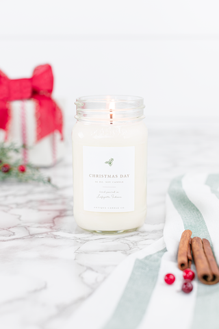 Christmas Day by Antique Candle Co.