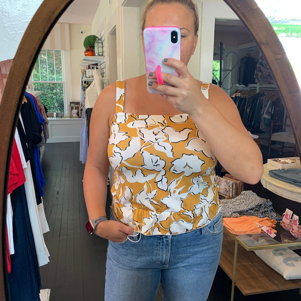 Juliette Top - Why Not Boutique