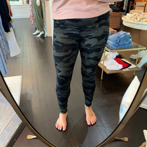Ashlyn Camo Leggings