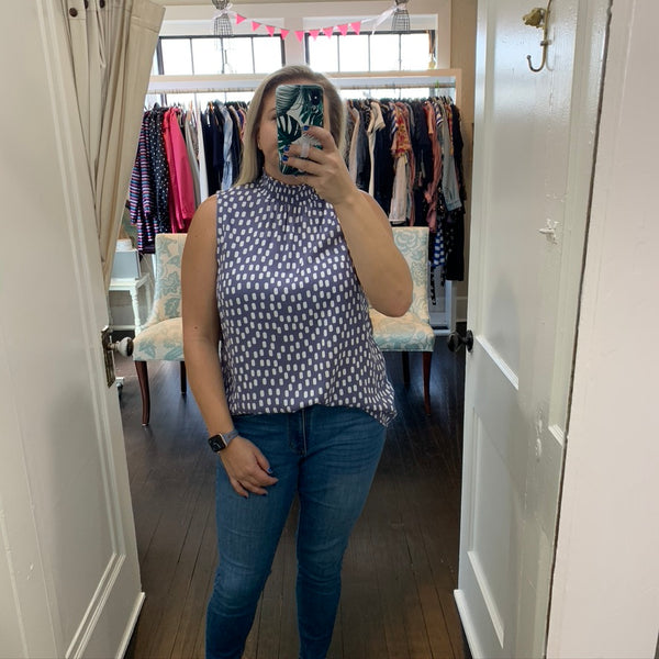 Lilah Top - Why Not Boutique
