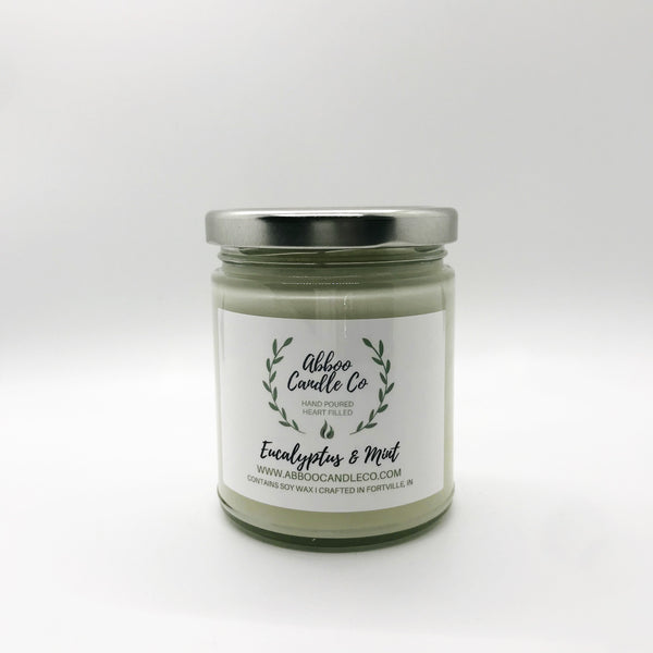 9 oz Soy Candle 40-50 burn hours - Why Not Boutique Tampa