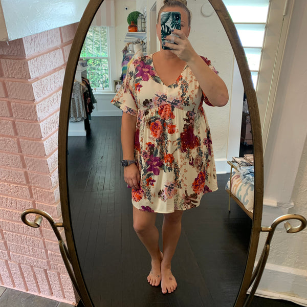 Celia Dress - Why Not Boutique Tampa