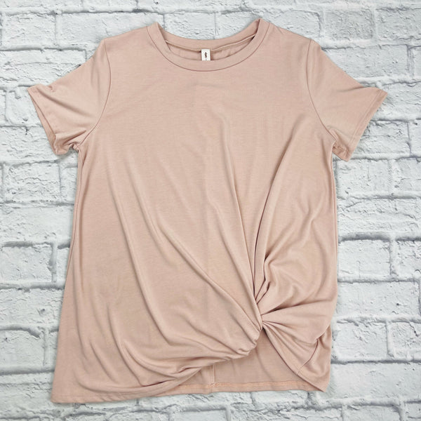 Tressa Twist Front Top