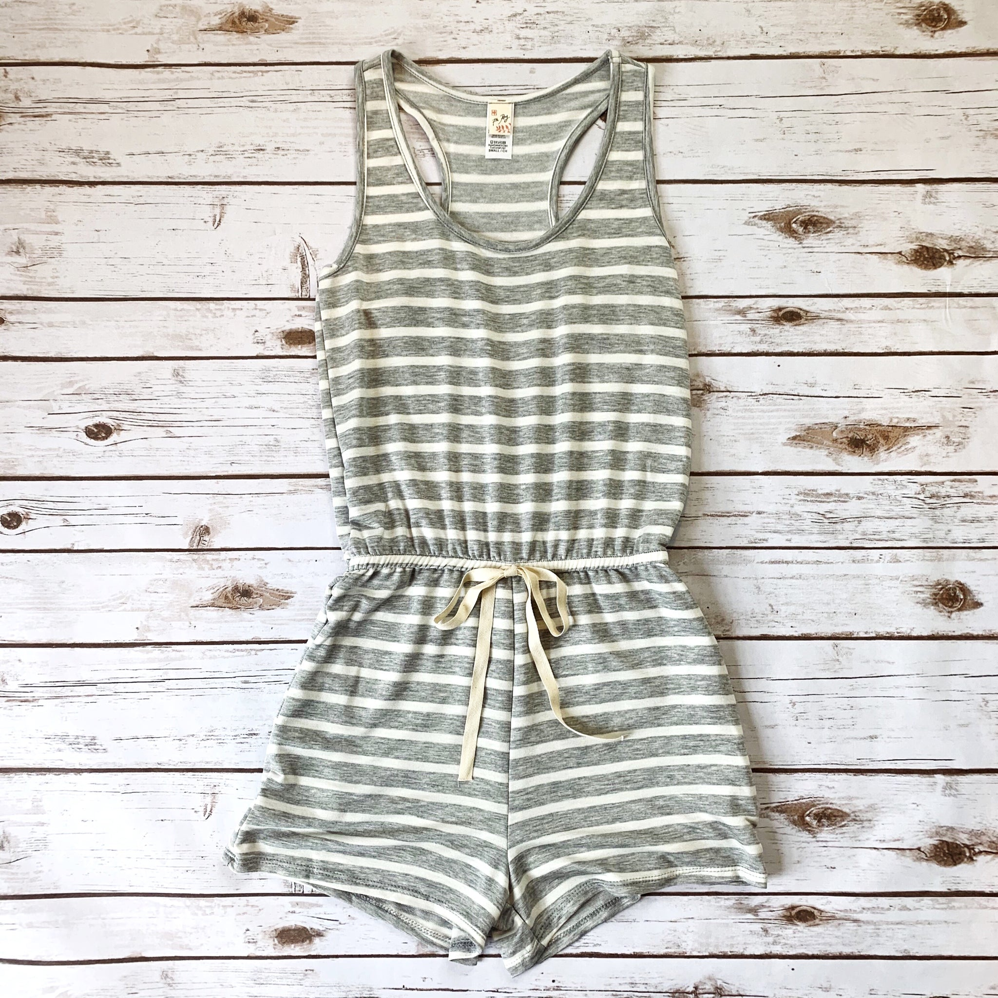 Reilly Romper - Why Not Boutique