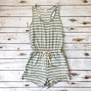 Reilly Romper - Why Not Boutique Tampa
